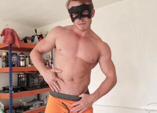 Muscle faggot adult movie star